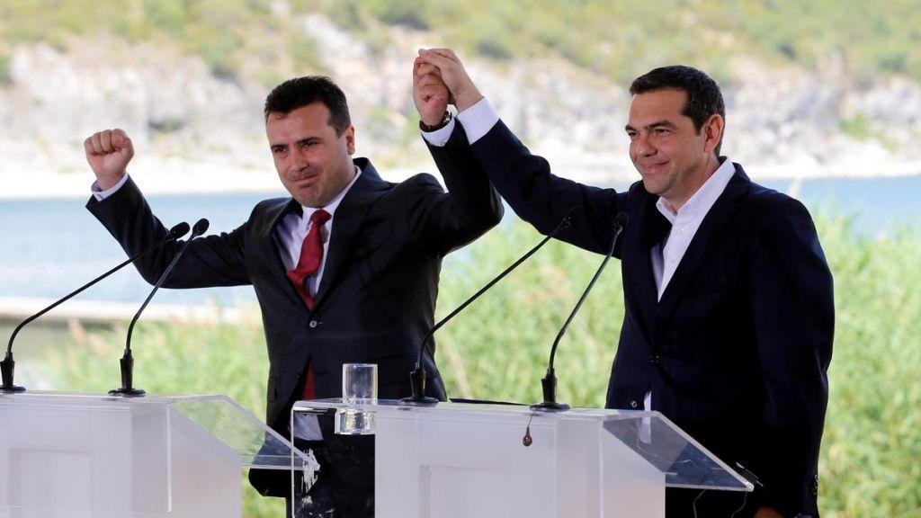 Συμφωνία των Πρεσπών Τρία Χρόνια Μετά.